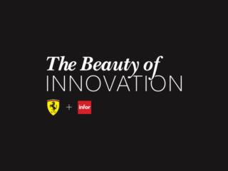 Ferrari + Infor Partnership Deck